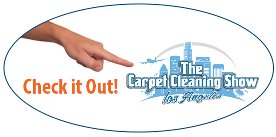 Carpet Cleaning Show Los Angeles